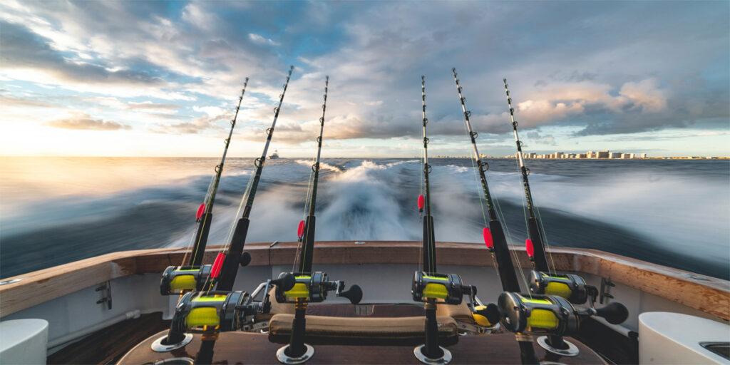 fish you can catch each season