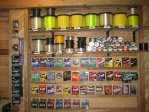 Fishing supplies in Nebraska